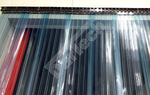 Industrial PVC Strips curtains