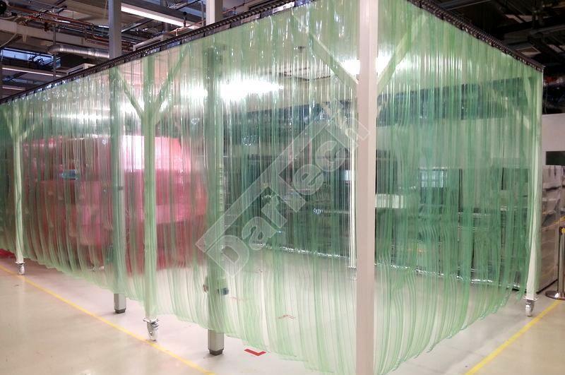 Asd Pvc Strip Curtain