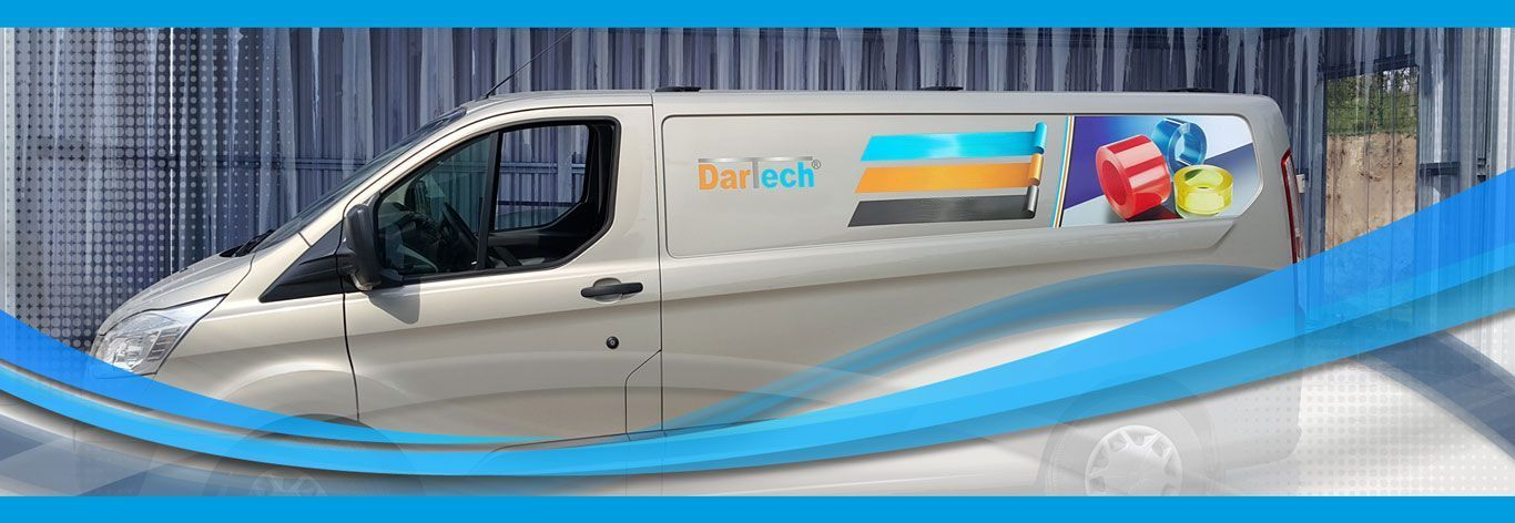 Industrial PVC Strips - Dartech Ltd.