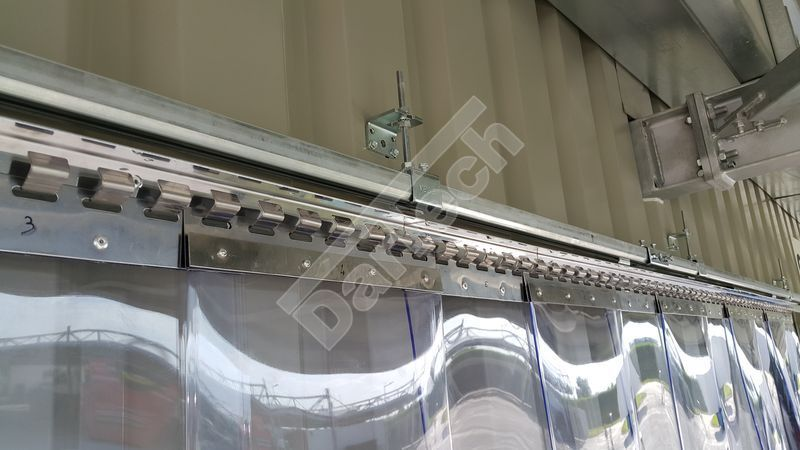 vasel C-rail curtain
